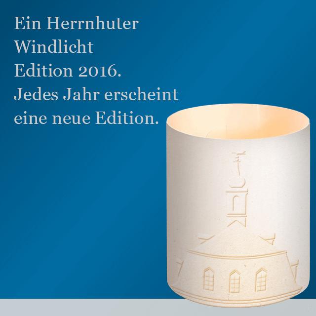 Herrnhuter-Windlicht